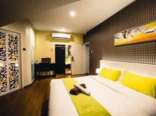 Golden Roof Hotel Taiping