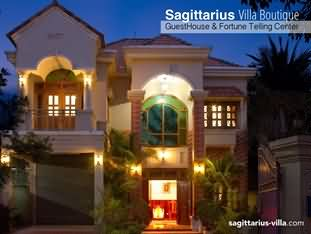 Sagittarius Villa and Boutique