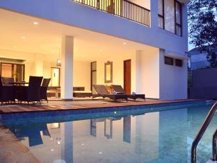 达戈松林私人泳池别墅